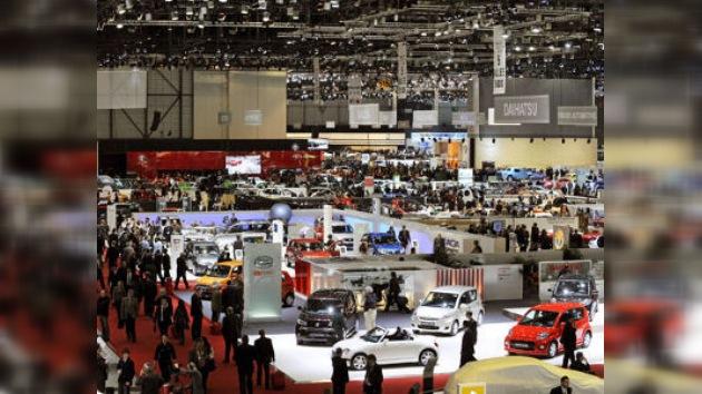 Vehículos eléctricos e híbridos sorprenden en Ginebra
