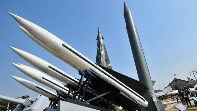 El Ejército surcoreano prueba un misil con el que podría atacar a Corea del Norte