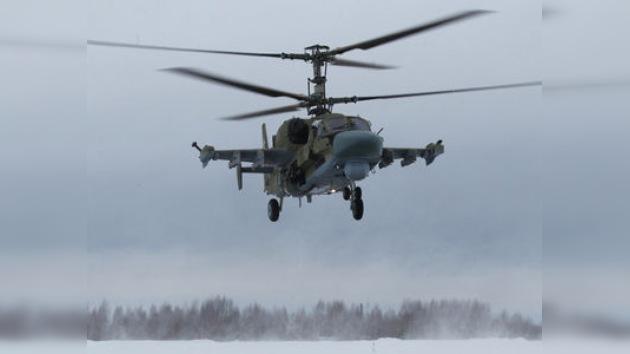 Las fuerzas armadas rusas recibieron los herederos del 'Tiburón Negro'