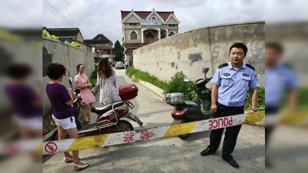 Matanza a hachazos en un jardín de infancia en China