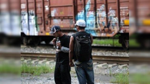 Secuestro masivo en México: asaltan un tren con 250 indocumentados en Veracruz