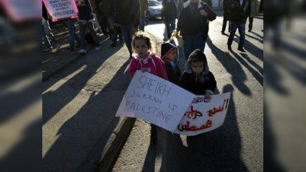 Niños árabes de Israel: un camino difícil a la escuela