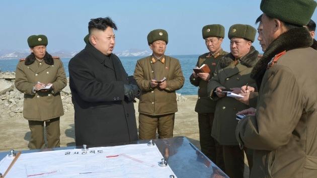 Corea del Norte reitera su intención de llevar a cabo una prueba nuclear