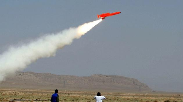 Drones iraníes sobrevolaron Israel docenas de veces