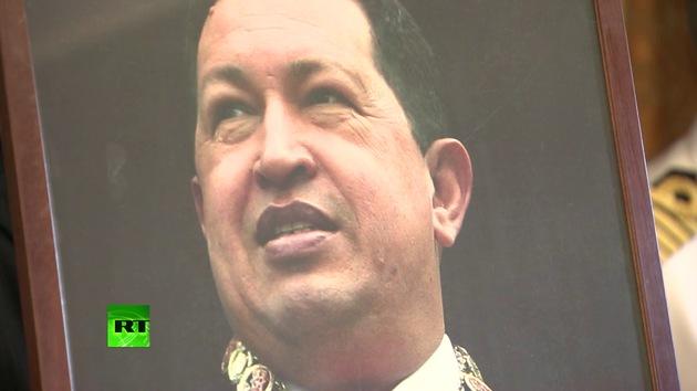 La Embajada de Venezuela en Rusia celebra una misa tras 3 meses de la muerte de Chávez
