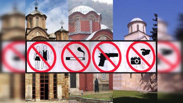 Los templos serbios de Kosovo: las 'otras' víctimas mudas del conflicto étnico