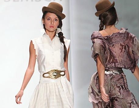 Marca Perú, en la Semana de la Moda en Moscú