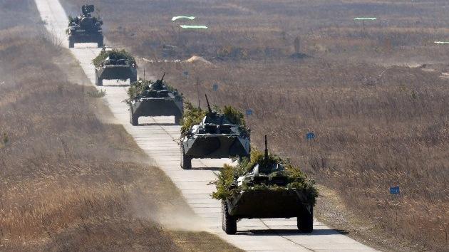 """Rusia: """"Occidente ha apoyado en la práctica el golpe de Estado en Ucrania"""""""
