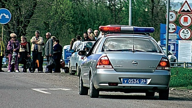 Una niña rusa se sacrifica por salvar a su hermana de un atropello