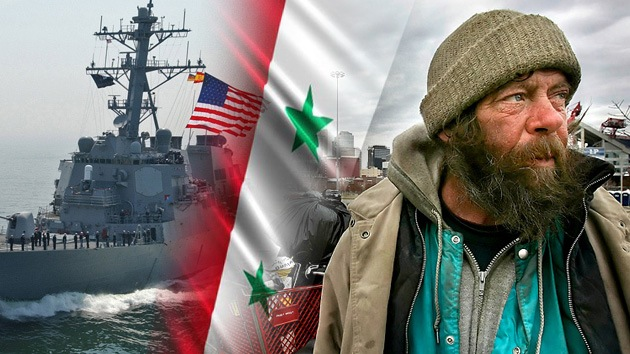 Experta: Un ataque a Siria no salvará a EE.UU. de la crisis ni reducirá el desempleo