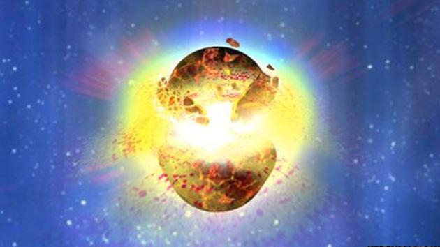 La explosión de rayos gamma más poderosa del universo golpeó la Tierra en la Edad Media