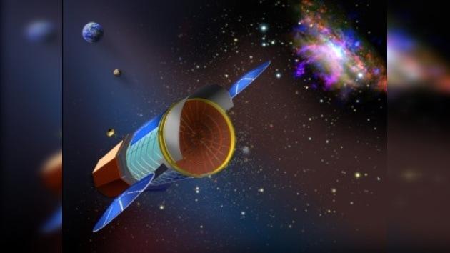 Se crea el telescopio de rayos X más grande del mundo