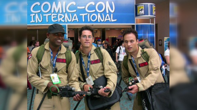 Arranca la celebrada Comic-Con de San Diego