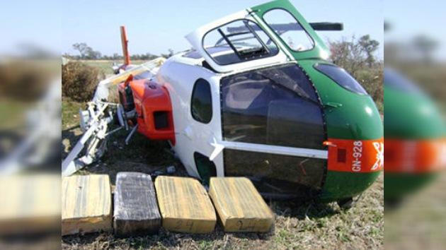 Accidente insólito: avioneta con droga choca con un helicóptero policial en Argentina