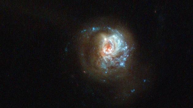 El telescopio Hubble capta una imagen de una 'cuna' de estrellas