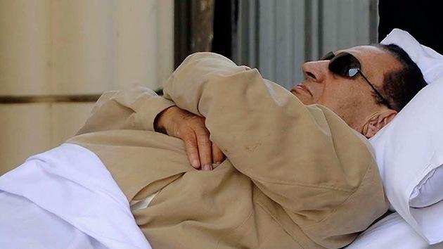 El ex presidente egipcio Hosni Mubarak está clínicamente muerto