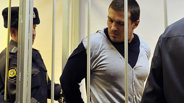 La justicia rusa dicta la primera condena respecto a los disturbios en una marcha opositora