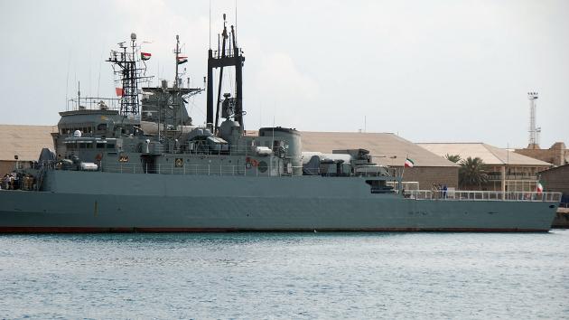 La Marina iraní anuncia la ampliación de sus maniobras militares