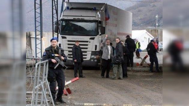 Dejan pasar la ayuda humanitaria rusa para Kosovo