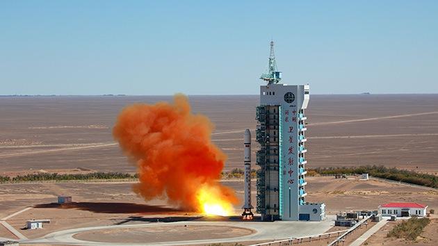 'Miranda', el segundo satélite de Venezuela se lanza con éxito desde China