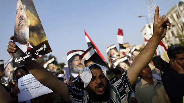 Islamistas de Egipto: EE.UU. nos pidió aceptar el derrocamiento de Morsi