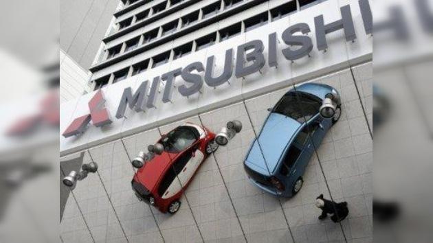 Mitsubishi huye de Europa