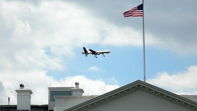 El director del FBI admite el uso doméstico de aviones no tripulados