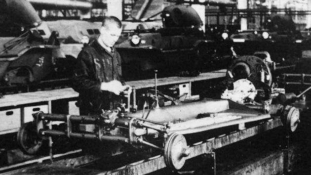 Empresas alemanas 'ficharon' a unos 300.000 esclavos de campos de concentración nazis