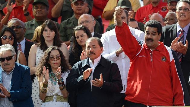 Nicolás Maduro: Nadie podrá borrar la marca de Chávez