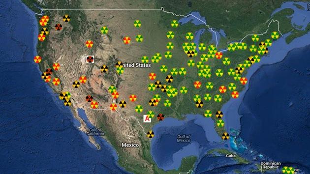 'Abordaje' radiactivo: La contaminación de Fukushima 'fríe' la costa oeste de EE.UU.