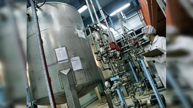 Irán airea sus logros en tecnología nuclear
