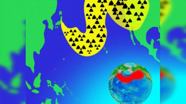 Expertos de la ONU: nube radiactiva podría alcanzar la costa de California