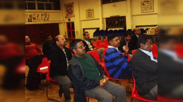 Inmigración india en el Reino Unido: una marcha atrás en su nivel de vida