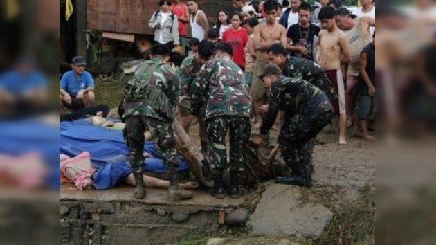 Las inundaciones en Filipinas causan más de 400 muertos