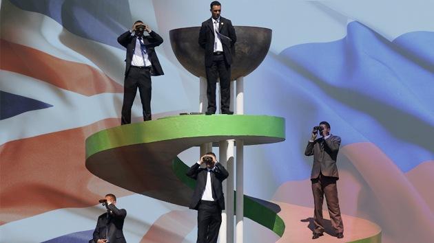 El Reino Unido contrata a espías de la Guerra Fría contra Rusia
