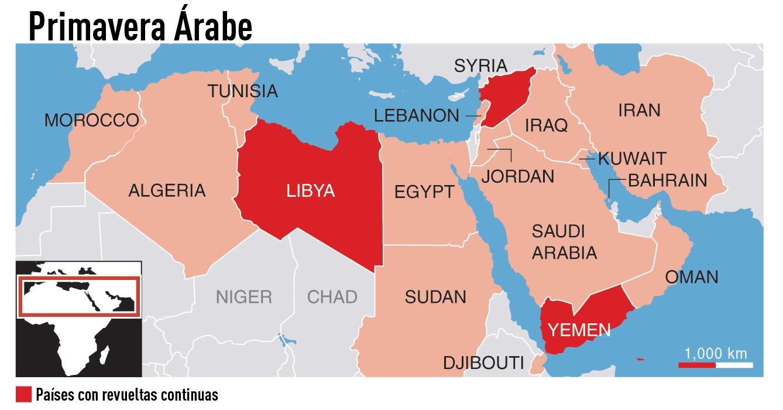 Mapas que explican un complejo 'mundo' llamado Oriente Próximo   RT