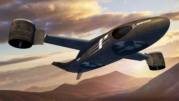 La enigmática aeronave híbrida del Pentágono cobra forma