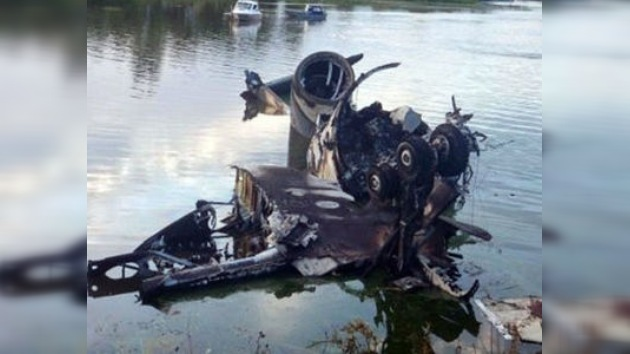 El fallo de uno de los motores, posible causa del accidente en Yaroslavl