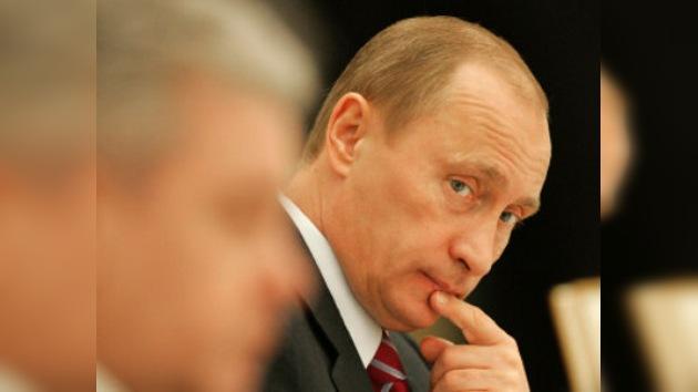 Putin participa en 'Compitiendo por el futuro de hoy' de las empresas rusas