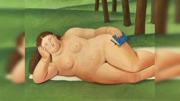 Fernando Botero, estrella de una subasta de Sotheby's sobre arte latinoamericano