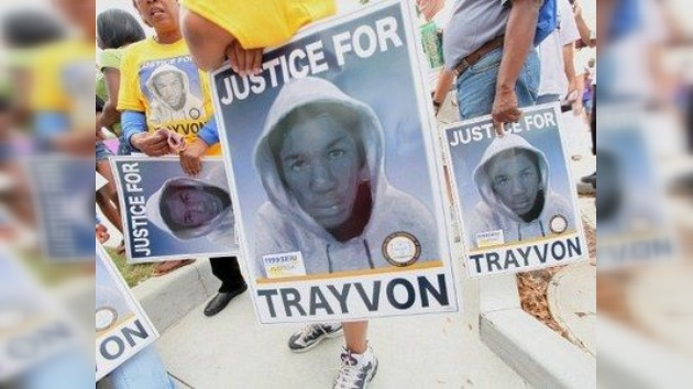 Una marcha multitudinaria en Florida exige castigar al asesino de Trayvon Martin