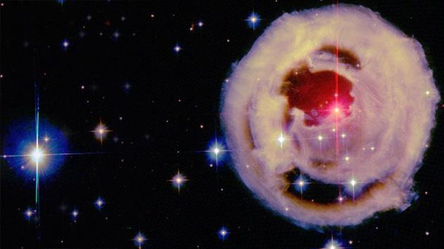 Fotos: Desvelado el origen de la estrella más brillante de la Vía Láctea