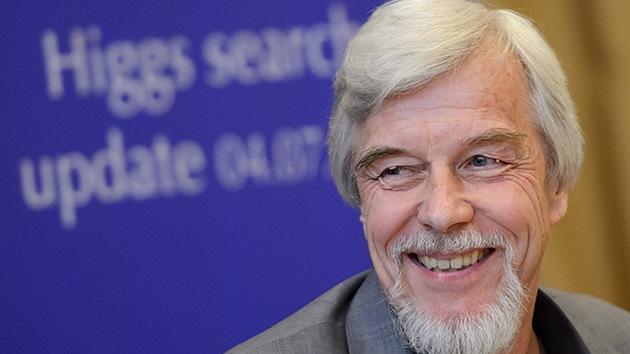 El padre del 'bosón de Higgs', persona del año 2012 para la revista 'Nature'