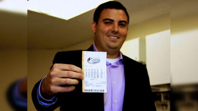 El gordo de la lotería fue a parar a manos del 'niño rico'