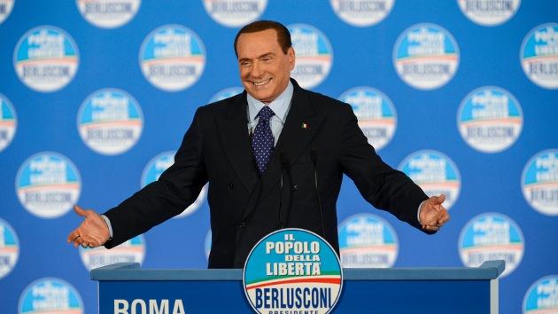 Silvio Berlusconi: Hay gobiernos que solo entienden el idioma de la corrupción