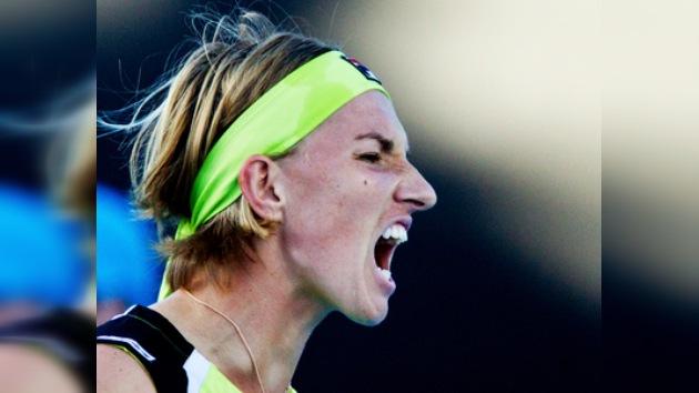 Abierto de Australia: cinco tenistas rusas avanzan a la tercera ronda