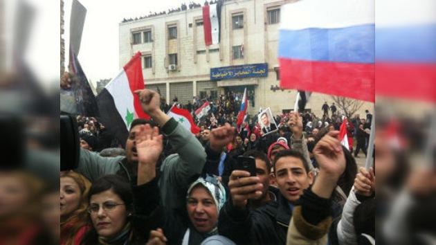 Rusia será amiga de todo el pueblo sirio, no solo de una parte