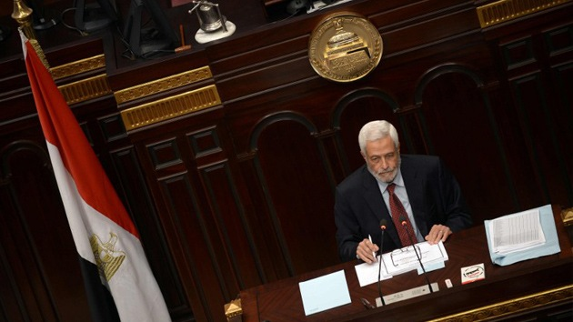 El Parlamento egipcio pone fin a la era de 'presidencias vitalicias'