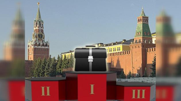 Oposiciones en el Kremlin: Medvédev propone filtros de selección para altos funcionarios