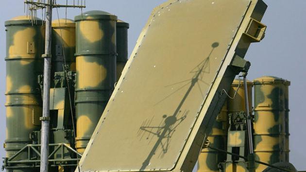 Rusia completa su sistema de defensa antimisiles